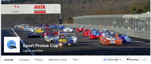 Philippe Vogel, rétromobile 2016, Sport protos cup