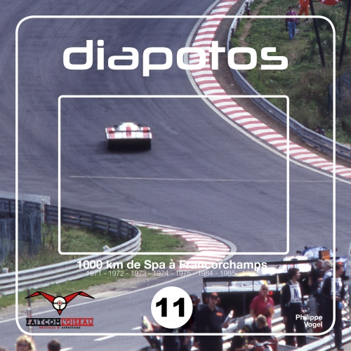 1000 km de Spa, Philippe Vogel, Diapotos