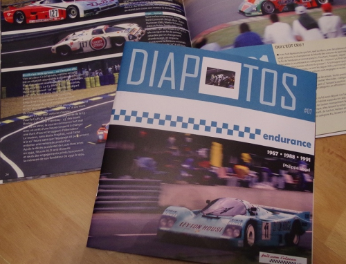 Diapotos, Philippe Vogel, le mans