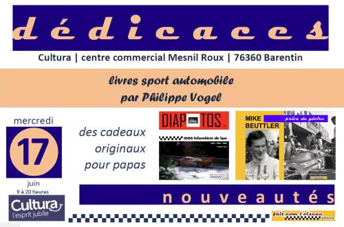 dédicaces, Philippe Vogel, Christophe Dépinay, Isneauville, Barentin, Vannes