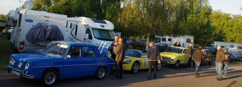 salon auto moto rétro Rouen 2016, Philipep Vogel, Mini, Lola, Alpine