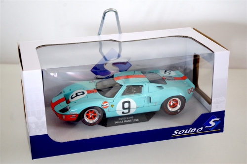Ford GT40, Solido