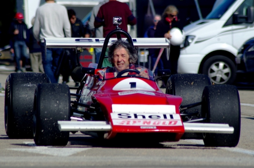 Dijon motors cup, Dijon-Prenois, Philippe Vogel