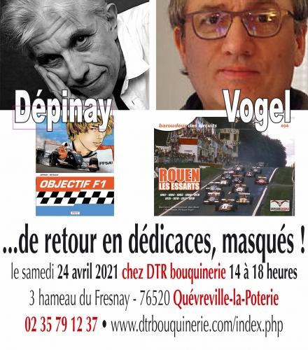 Rouen-Les Essarts, Philippe Vogel, Christophe Dépinay, Le bulletin de l'arrondissement de Rouen, DTR bouquinerie, Quévreville-la-Poterie
