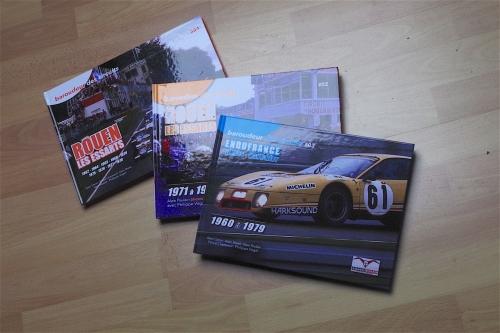Baroudeur des circuits, Philippe Vogel, Alain Poulain, Rouen-Les Essarts