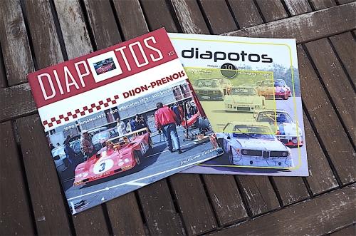Diapotos, Dijon, Prenois, Philippe Vogel