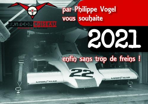 2021, Philippe Vogel, fait.com l'oiseau,