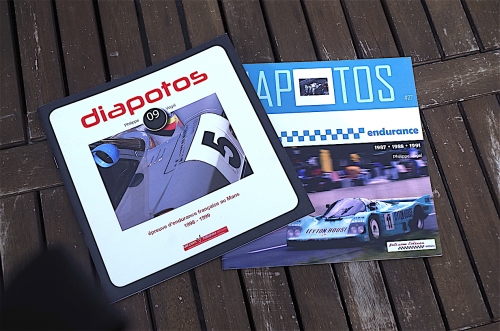 Diapotos, Le Mans, Philippe Vogel