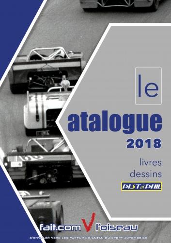 catalogue 2018, Philippe Vogel, fait.comloiseau