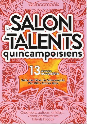 Qiuincampoix, salon des talents quincampoisiens, Philippe Vogel