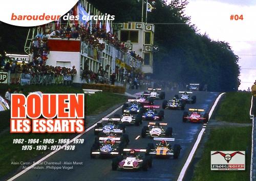 Rouen-Les Essarts, Baroudeur des circuits, Philippe Vogel