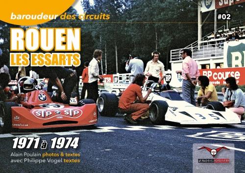 Philippe Vogel, Rouen-Les Essarts, Alain Poulain