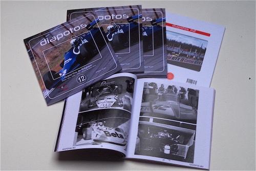 DIAPOTOS, Zolder, Nivelles, Philippe Vogel, Formule 1, Belgique, Grand Prix