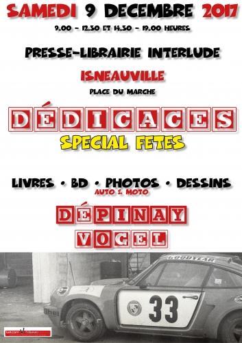 Vogel, Dépinay, Rouen les Essarts, dédicaces, fait.com l'oiseau éditions