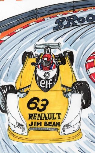 Philippe Vogel, Martini MK31