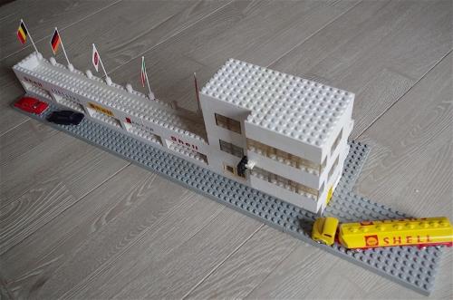 Rouen les Essarts, Lego, Philippe Vogel
