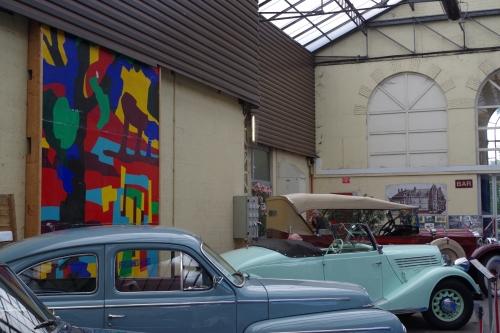 salon auto rétro Evreux 2017, Philippe Vogel, fait.com l'oiseau
