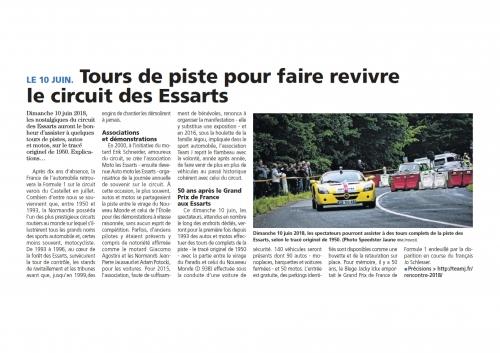 Philippe Vogel, Rouen-Les Essarts, teamJ, team J