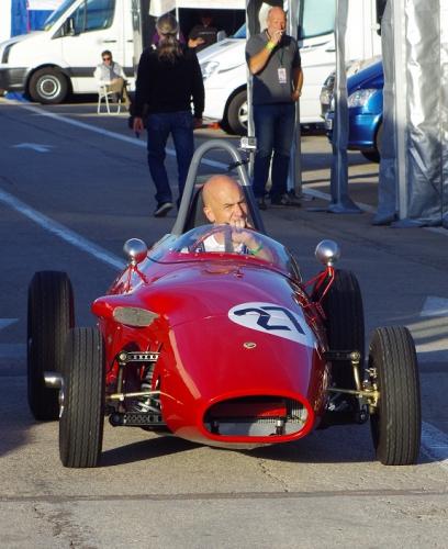 Dijon motors cup 2015, Philippe Vogel, Mike Beuttler, Dijon-Prenois