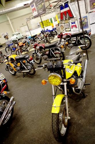 Salon auto moto rétro de Rouen 2015, Philippe Vogel