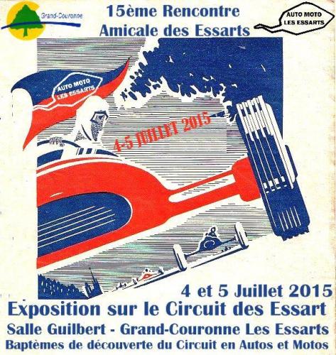 Rouen les essarts 2015