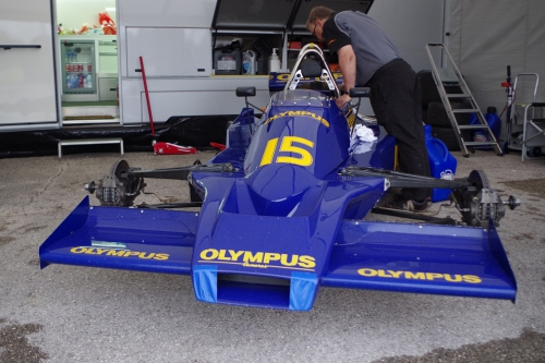 Dijon-Prenois, Dijon motors cup 2015, Philippe Vogel