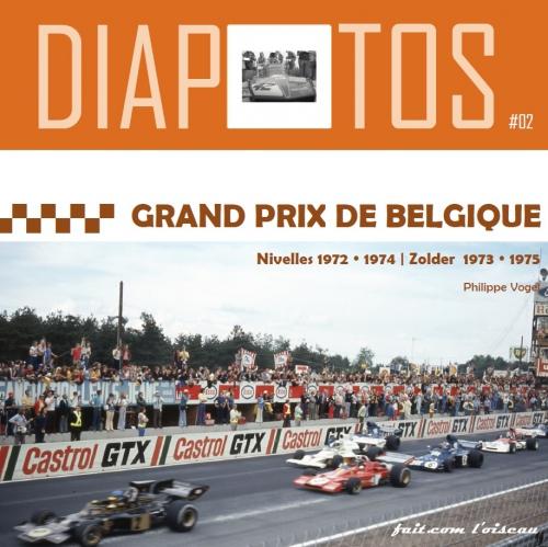 DIAPOTOS, Philippe Vogel, Spa, Zolder, Nivelles