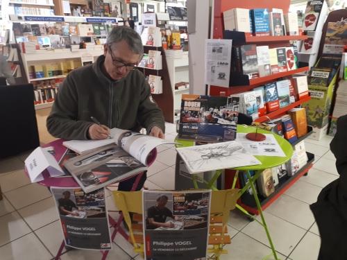 librairie Colbert, Philippe Vogel, Rouen-les Essarts