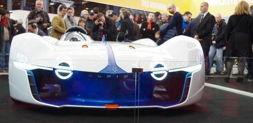 Rétromobile 2015, Philippe Vogel, Diapotos