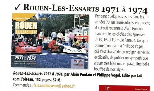 Philippe Vogel, Alain Poulain, Rouen-Les Essarts