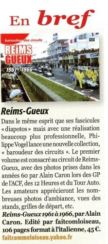 Philippe Vogel, Reims-Gueux, Alain Caron, fait.comloiseau