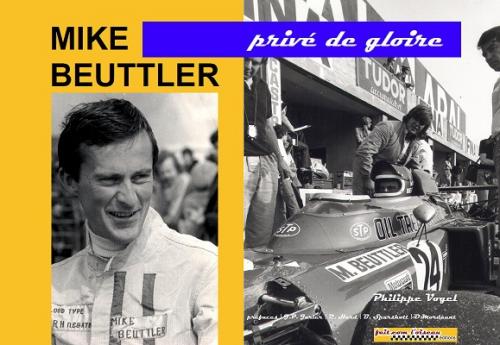 Mike Beuttler, Privé de gloire, Philippe Vogel