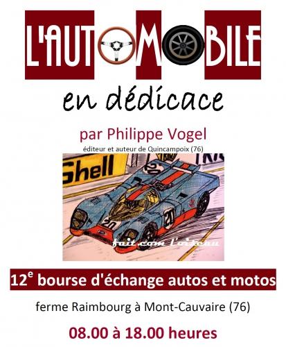 Philippe Vogel, Mont-Cauvaire