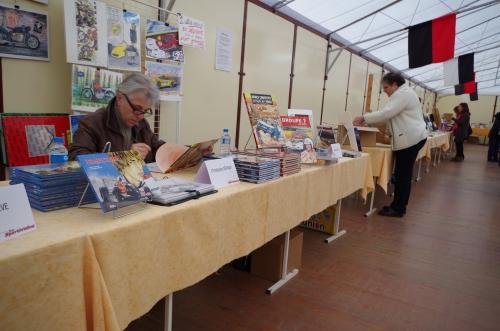salon du livre Vitré 2016, Philippe Vogel