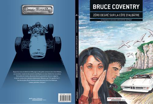 Christophe Dépinay, Bruce Coventry, fait.com l'oiseau éditions