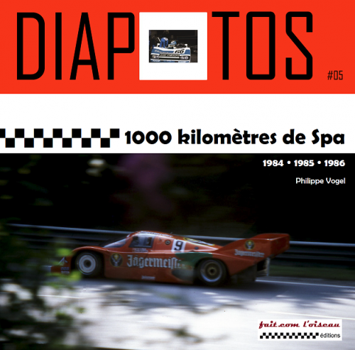 DIAPOTOS, Spa, Francorchamps, Philippe Vogel