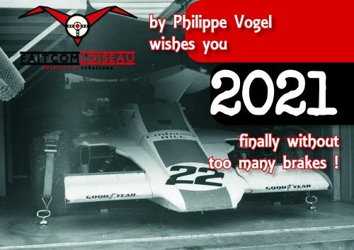 2021, Philippe Vogel, fait.com l'oiseau