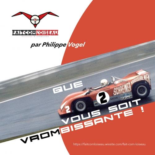 Philippe Vogel, fait.com l'oiseau